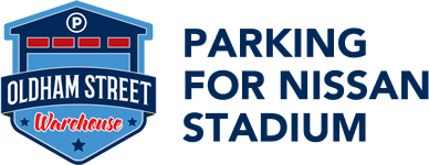 Parking Nissan Stadium Logo